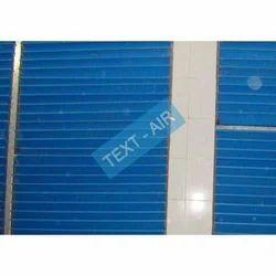 PVC Inlet Louver