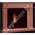 Marble Handicraft Fireplace