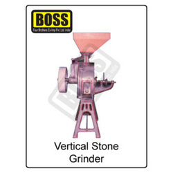 Vertical Stone Grinder