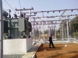 Substation Construction Services