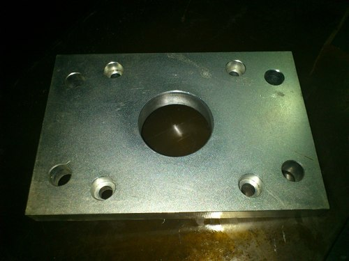 VMC Precision Machining Job Work