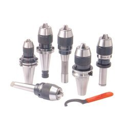 Integrated Type Keyless Drill Chucks
