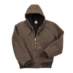 Hooded Mens Jacket