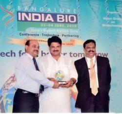 Bio-Age Participated in Bangalore India Bio 2010, June 2-4, 2010