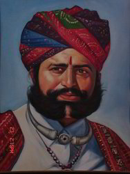 Turban Men Paintings