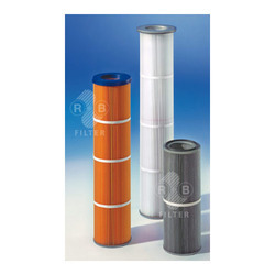 Industrial Dust Filter Cartridge, Cartridge Filter
