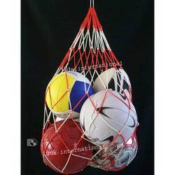 Multi Color Ball Carry Net