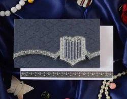 Wedding Card (Blue)