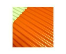 Colour Coated Corrugated Sheets