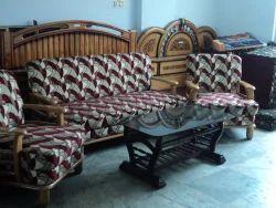 Wooden Sofa Set In Jamshedpur वुडन सोफा