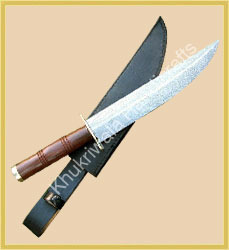 Steel Hunting Knife