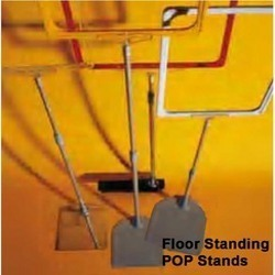 Floor Standing POP Stands