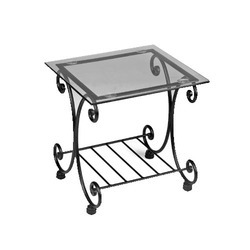 wrought iron side table. Wrought Iron Side Tables At Rs 2450 /piece | Alipur Kolkata ID: 2348306430 Table U