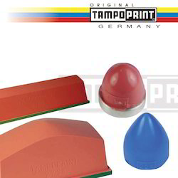 Silicone Rubber Printing Pads For Pad Printing Machines, solid