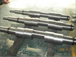 Crankshaft Stone Prusher