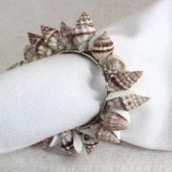 MKI Fancy Napkin Rings, Size: Dia. 2 inch
