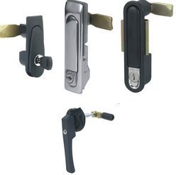 Polyamide Rectangular Swing Handle Locks