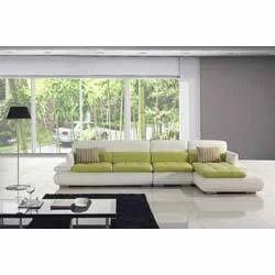 Stylish Leather Sofa Set