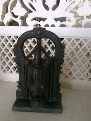 Black Marble Tirupati Balaji Statues