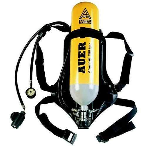Auer Compressed Air Breathing Apparatus BD Compact