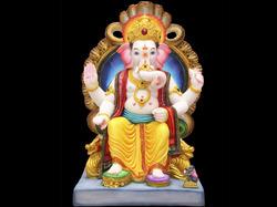 GA-4017 Lalbaugcha Raja Ganesh Statue