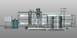 1500 Liters Reverse Osmosis Plant