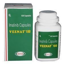 Imatinib Veenat, 120, Prescription