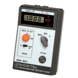 KEW-3001B Digital Continuity Tester
