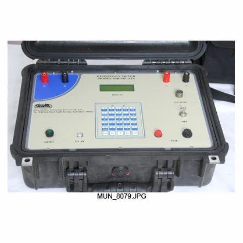 SSR-MP-ATS Resistivity Meter