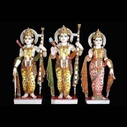 A Beautiful Family of Lord Rama