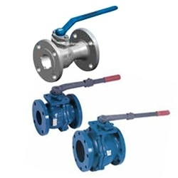 Cast Iron & SS Ball Valve