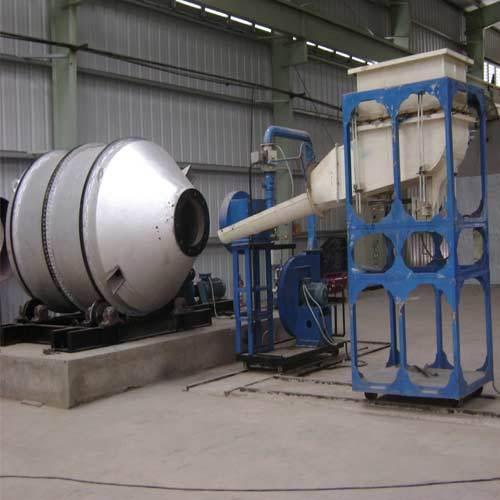 Lead Plant Rotary Furnace With Charger Manufacturer From