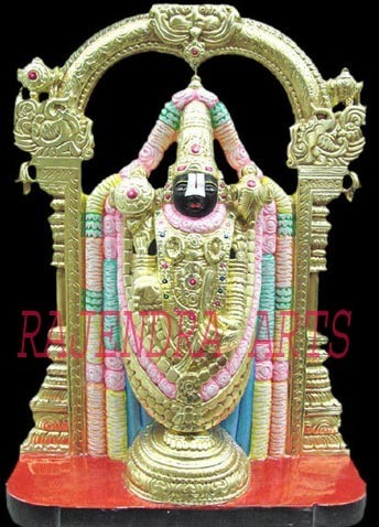 Tirupati Balaji Marble Tirupati Balaji Statues