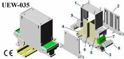 Din Rail Module Enclosure 112x88x40