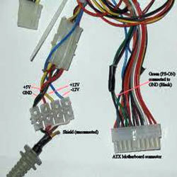 Electrical Wiring Work Services - Computer Fire Wire Work Services ...