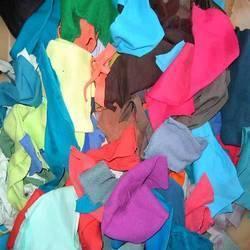 Colored Cotton Cut Waste