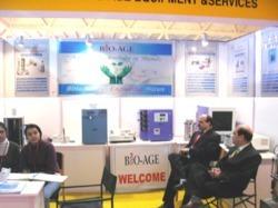 Bio-Age Participated In India Lab Expo 2010