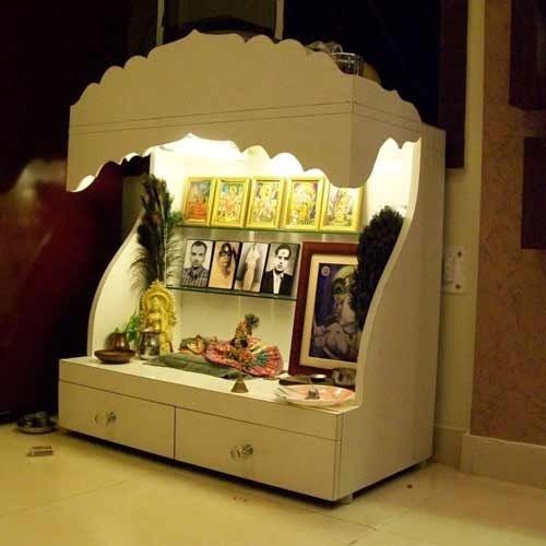Emejing Design Of Small Mandir At Home Contemporary - Interior ...