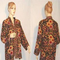 Woolen Embroidered Jackets