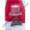 Designer Brass Candle Pillar