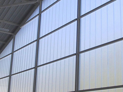 Translucent Polycarbonate Sheets At Rs 42 Square Feet