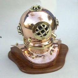 Nautical Divers Helmet