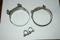Stainless Steel Strip/ Wire Clamp