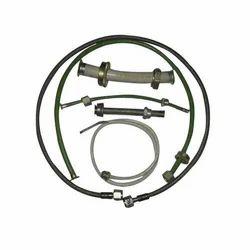 Cable Shielding & Braiding Hoses for Aircraft
