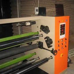 Multipurpose Slitter Rewinder Machine