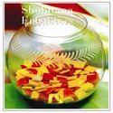 Shobhana Enterprises Clear Aquarium Decorative Bowl