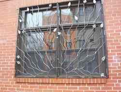 Designer Window Grill