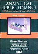 Analytical Public Finance Book