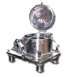 Four Point Supporting Centrifuges