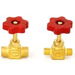 Needle Control Valves for Compressor Fitting